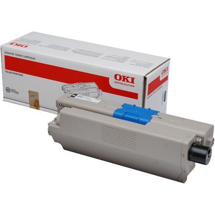 OKI C511/C531/MC562 toner black 7K