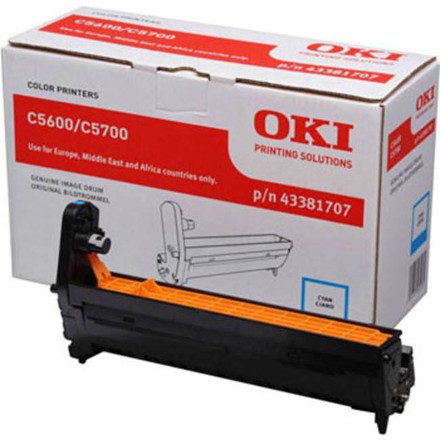 OKI C5600/C5700 drum cyan