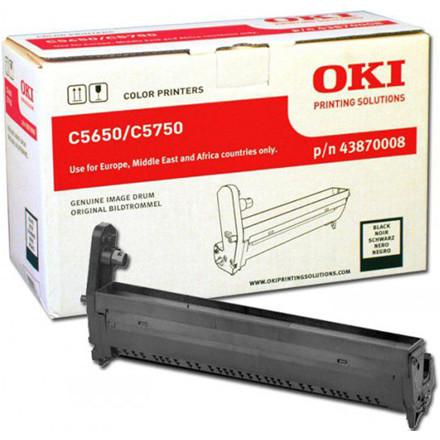 OKI C5650/5750 drum black 20K