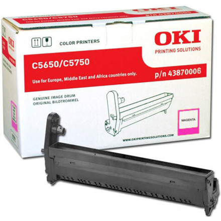 OKI C5650/5750 drum magenta 20K