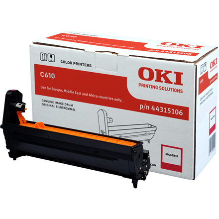 OKI C610 drum magenta 20K