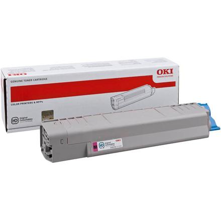 OKI MC851/861 toner magenta 7.3K