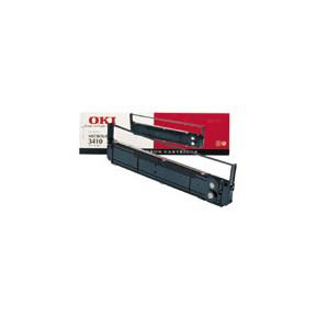 OKI ML3410 Ribbon black