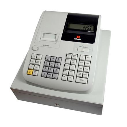 Olivetti ECR 7190 kasseapparat