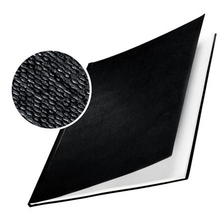 Omslag - Leitz impressBIND sort  karton til 70 ark -  10 stk