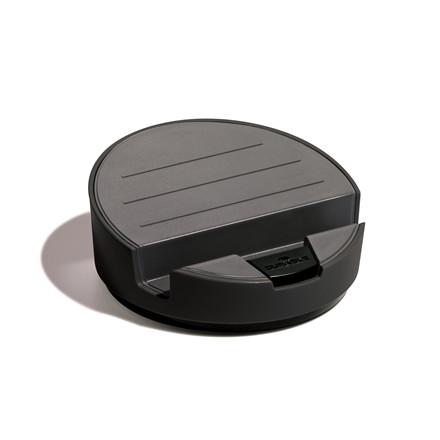Opbevaringssæt t/tablet VARICOLOR mørk grå