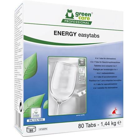 Opvasketabs, Tana Energy Easytabs,