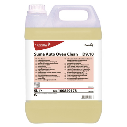 Suma Auto Oven Clean Ovnrens D9.10 - 5 liter