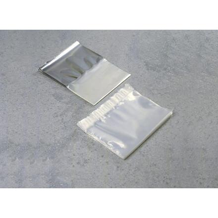 Pålægsposer PP Handy-Lock klar - 235 x 140 + 35 x 0,035 mm