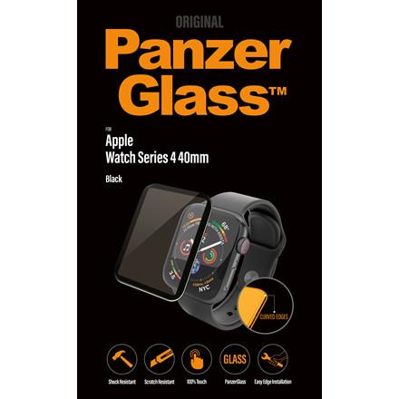 PanzerGlass Apple Watch Series 4, Black (40mm)