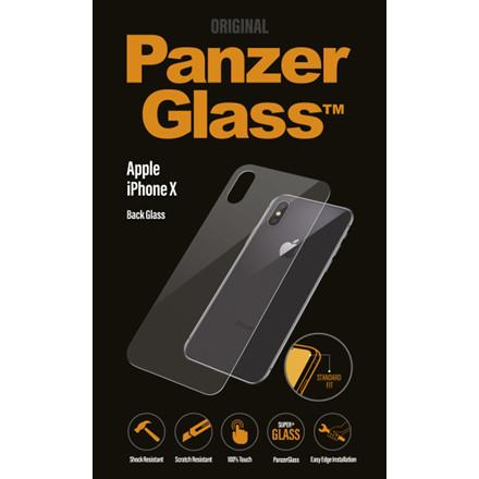 PanzerGlass iPhone X, Back Glass