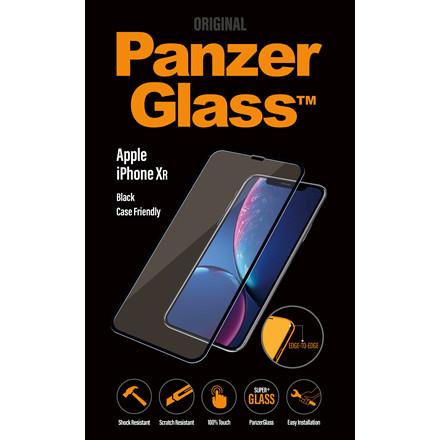 PanzerGlass iPhone X SE, Black (CaseFriendly)