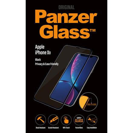 PanzerGlass iPhone XR Privacy (CaseFriendly)