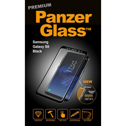 PanzerGlass PREMIUM Samsung Galaxy S8 - Black