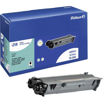 Pelikan compatible toner TN-3380 black