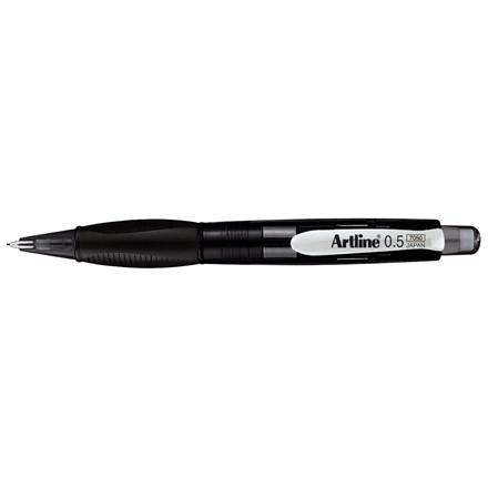 Artline EK7050 Pencil - Sort stiftblyant  0,5 mm stregbredde