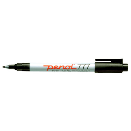 Penol 777 - Marker sort 1,0 mm