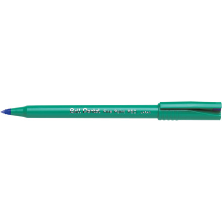 Pentel R-50 Rollerball Pen - Blå 0,5 mm streg