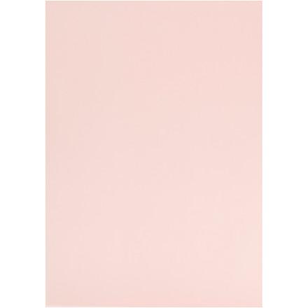 Pergamentpapir, rosa, A4 210x297 mm, 100 g, 10ark