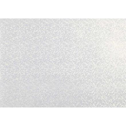Perlemorspapir, A4 21x30 cm, 120 g, hvid perlemor, iskrystal, 10ark
