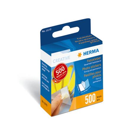 Photo stickers HERMA 500 pcs.