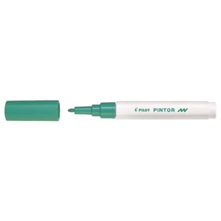 Pilot Marker Pintor Fine 1,0 grøn