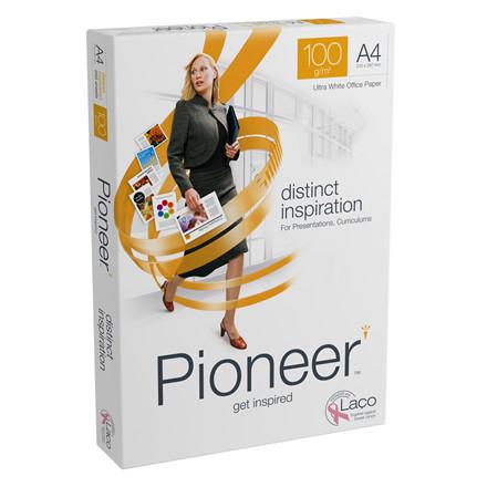 Printerpapir 100g A4 Pioneer - 250 ark