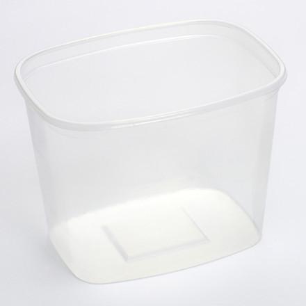Plastbakke 28100 140 x 105 x 105 mm 1000 ml - 50 stk
