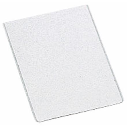 Plastetui - Esselte A6 105 my - 100 stk i æske