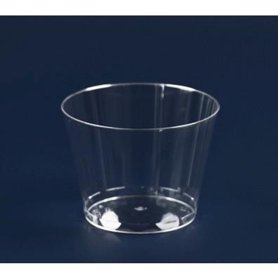 Engangsservice Plastikglas 12,5 cl 1120 - 40 stk.