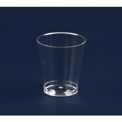 Engangsglas shotglas 5 cl 1050 - 25 stk.