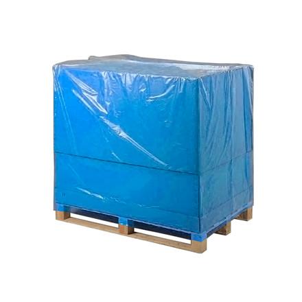 Plastikhætte LDPE blå 1300/550x1700x0,035mm