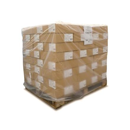 Plastikhætte Kivothene klar 1200/450x700mm