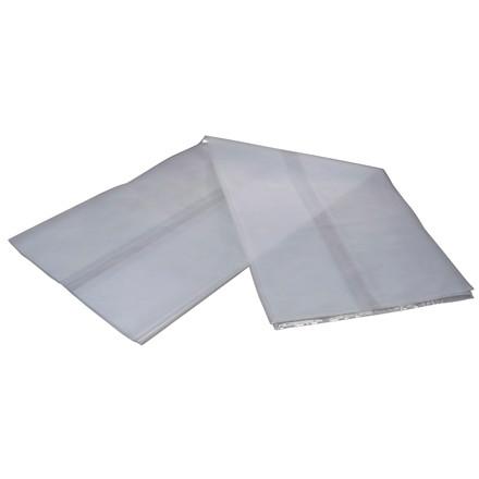 Plastikhætte til hele stik 650/290x2000x0,15mm