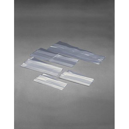 Plastikpose sidefals LDPE i klar - 90 x 25 x 230 x 0,025 mm 1000 stk