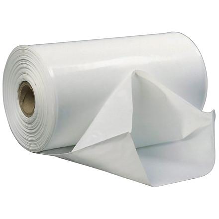 Plastikrørfilm hvid 600x0,10mmx300m
