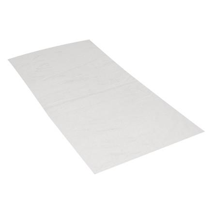 Plastpose 25 my i klar økonomi - 250 x 500 mm 1000 stk
