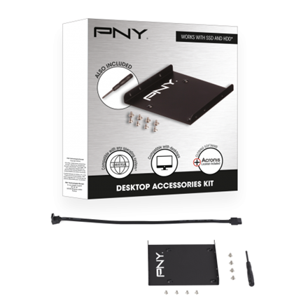 PNY Desktop Upgrade Kit SSD/HDD