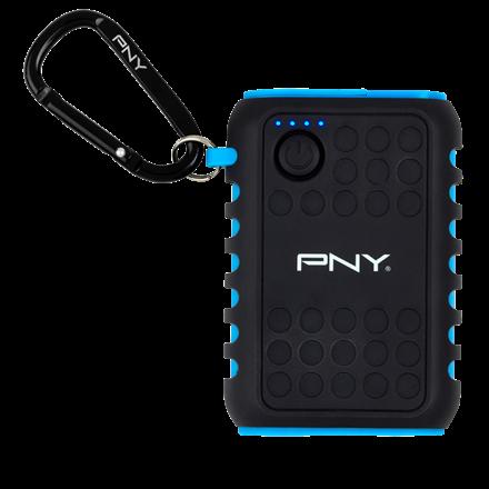 PNY PowerPack Outdoor Charger 7800 - Udendørs Powerbank 7800 mAh