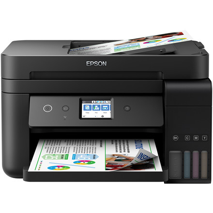 Printer Epson EcoTank ET-4750 WiFi & Duplex