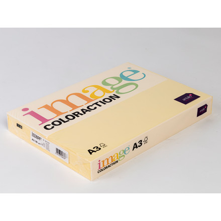 Printerpapir - Image Coloraction A3 80 gram - Chamois 54 - 500 ark