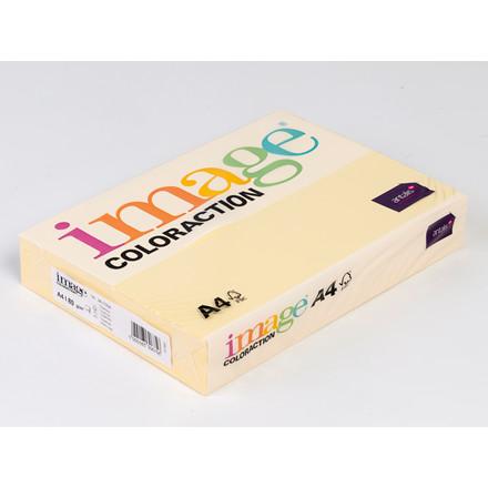 Printerpapir - Image Coloraction A4 80 gram - Chamois 54 - 500 ark