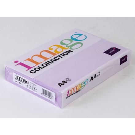 Printerpapir - Image Coloraction A4 80 gram - Klematislilla 18 - 500 ark