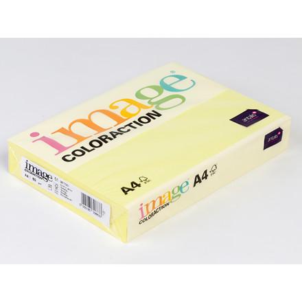 Printerpapir - Image Coloraction A4 80 gram - Svovlgul 51 - 500 ark