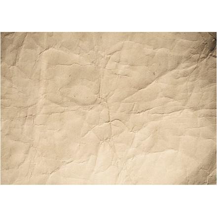 Printet papir A4 21 x 30 cm 100 gram krøllet | 10 ark