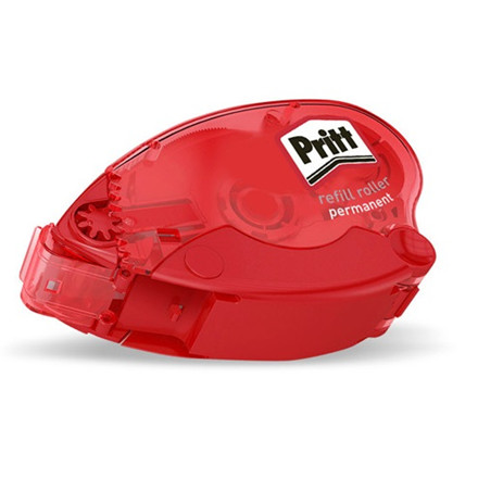 Pritt Limroller  - Permanent 8,4 mm 16 meter med dispenser