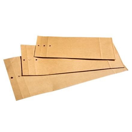 Prøvepose - Nr 8 230 x 400 x 50 mm D21 11820 - 250 stk