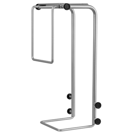 R-Go Steel basic CPU holder adjustable silver