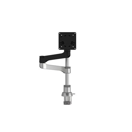R-Go Zepher 4 monitor arm, justerbar, sølv