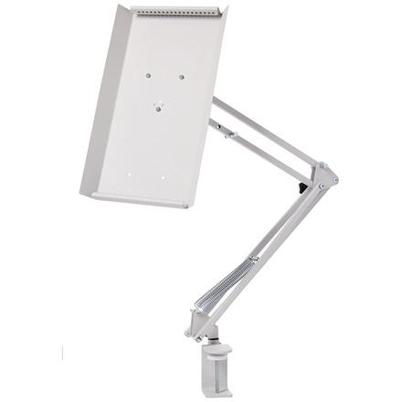 Flexarm registerholder til 10 stk registerlommer A4 - BNT Superior lysegrå